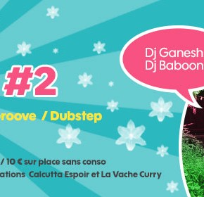 DJ Ganesh & DJ Baboon : fête de la musique 2015